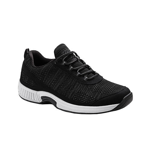 Orthofeet Men's Lava Stretch-knit