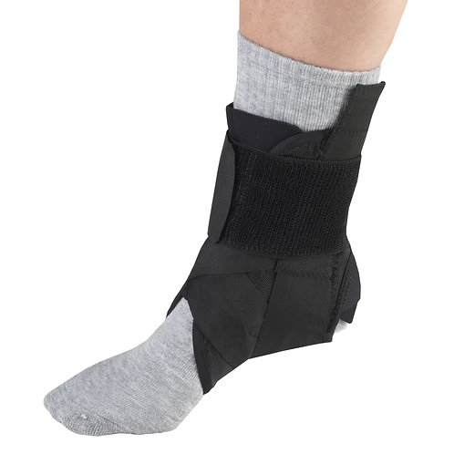 Ankle Stabalizer with heel straps