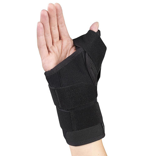 "6"" wrist-thumb splint"