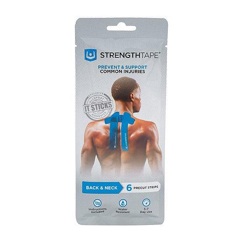 StrengthTape: Back and Neck