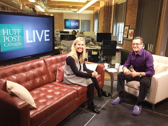 CREA board member, Barb Sukkau, talks to Huffington Post about the Real Tea campaign