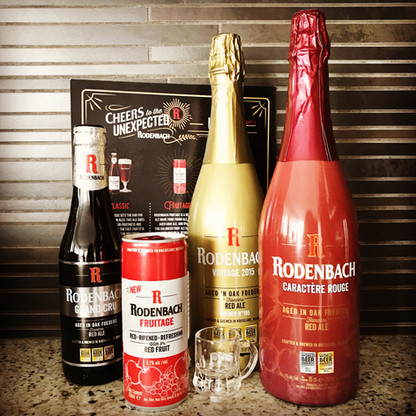 Gearing up for a Rodenbach showcase!