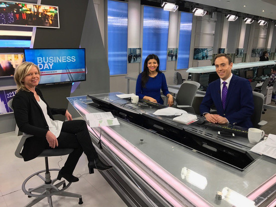 Nancy Peterson, founder of HomeStars, talking about the renovation economy on BNN