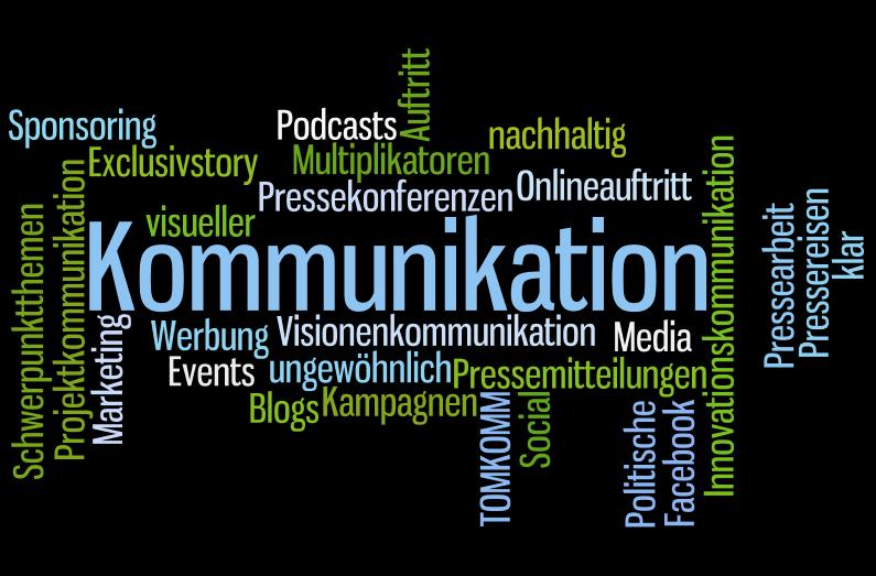 TOMKOMM Kommunikation