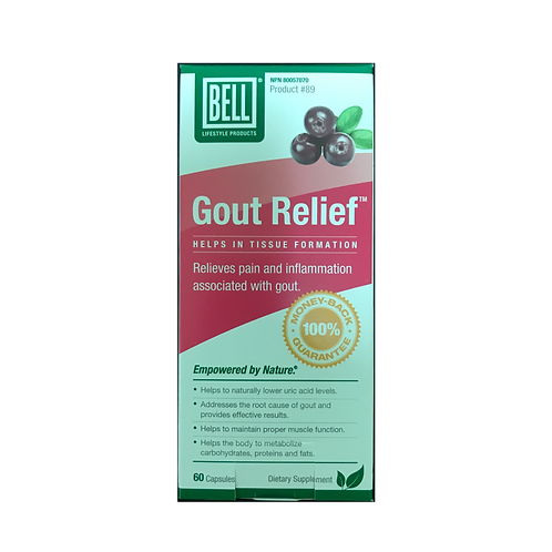 #89 Gout Relief