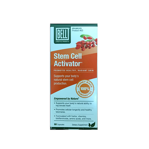 #63 Bell Stem Cell Activator