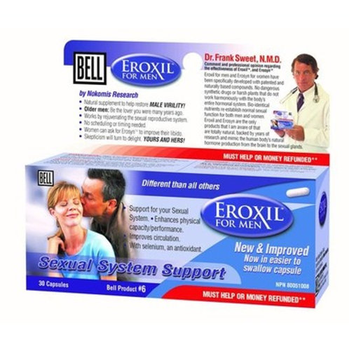 #6 Bell Eroxil for Men