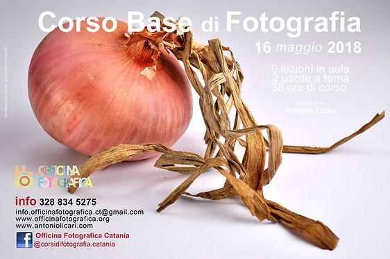Corso Base di fotografia, Corso di fotografia, corso base, scuola di fotografia catania, officina fotografica