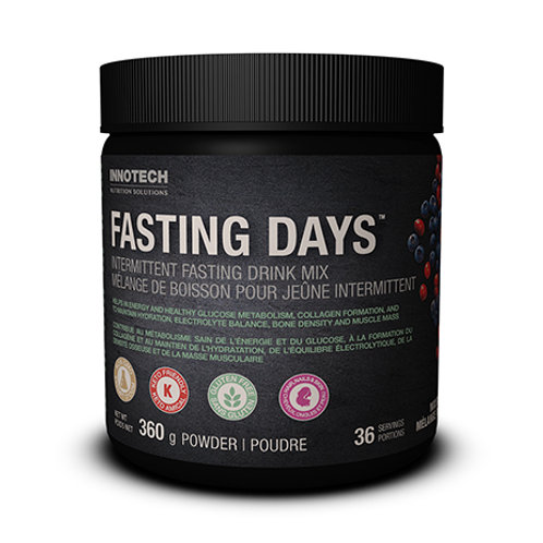 Fasting Days for Intermittent Fasting Support – Mixed Berry 360 gr