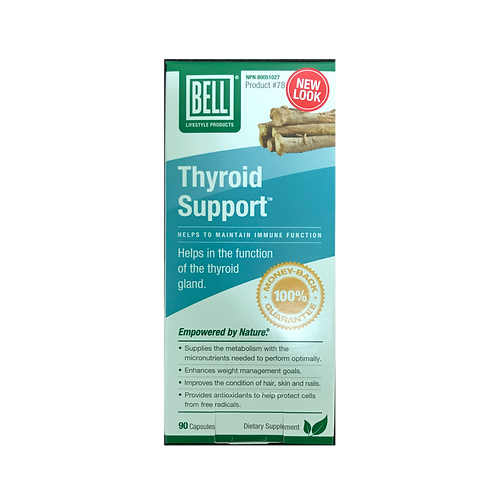 #78 Bell Thyroid Support