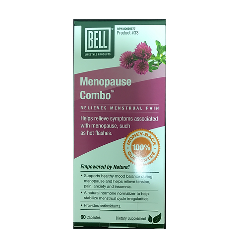 #33 Bell Menopause Combo