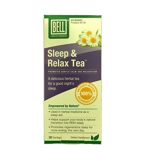 #21a Bell Sleep & Relax Tea