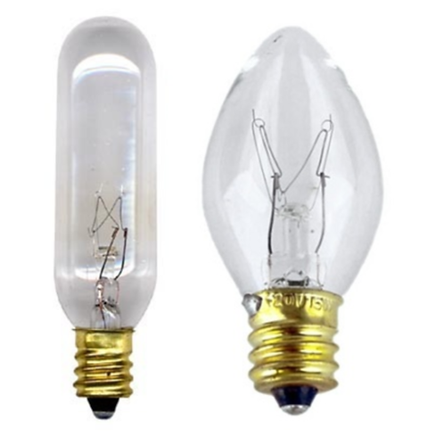 15 Watt Replacement Bulbs