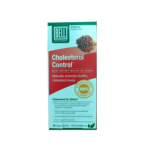 #14 Bell Cholesterol Control
