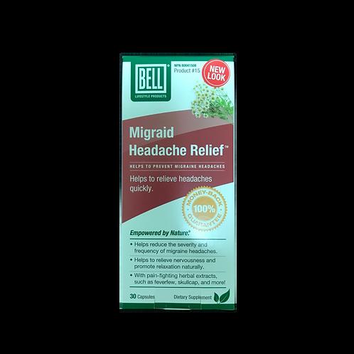 #15 Migraid Headache Relief
