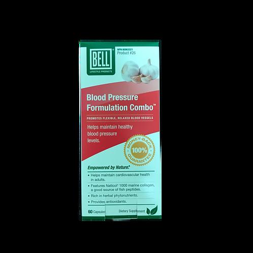 #26 Bell Blood Pressure Formulation Combo