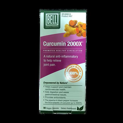 #67 Curcumin 2000X