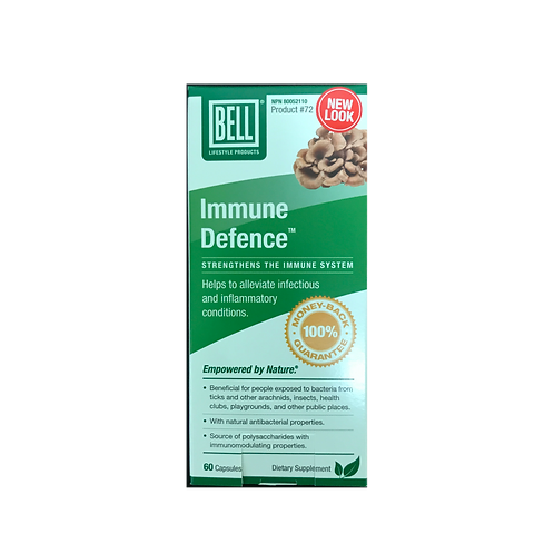 #72 Bell Immune Defence