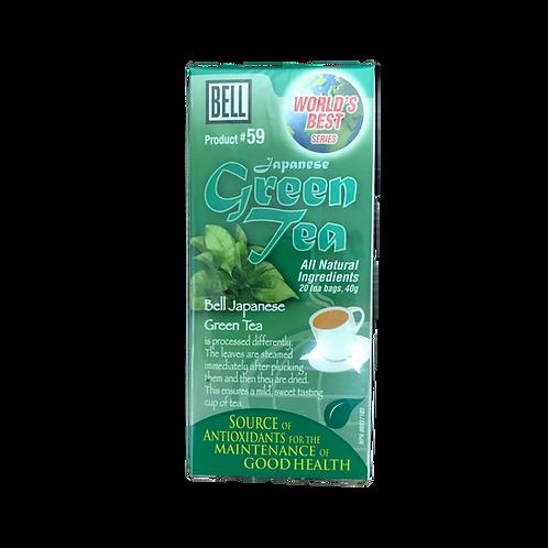 #59 Bell Japanese Green Tea