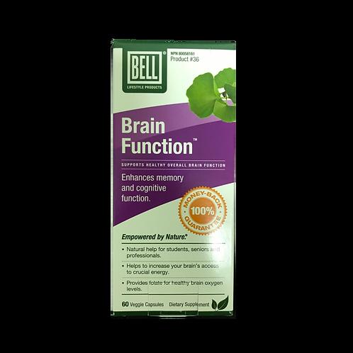 #36 Bell Brain Function