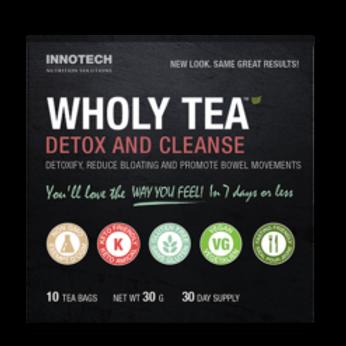 Wholy Tea