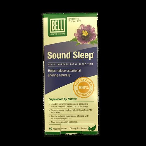 #23 Bell Sound Sleep