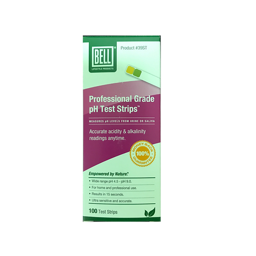 #39ST Professional Grade pH Test Strips