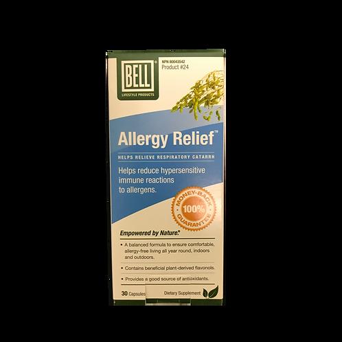 #24 Bell Allergy Relief