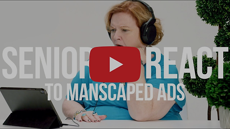Seniors React to Manscaped Ads