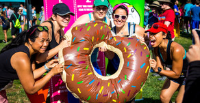 Krispy Kreme challenge, Nike Vaporfly, and the training table