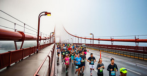 Do morning runners have an edge?