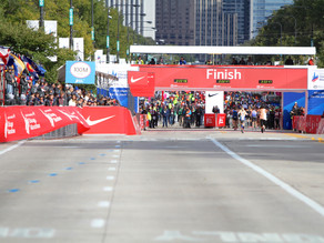 Chicago Marathon working hard toward October finish line