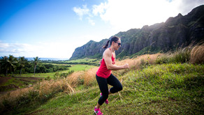 Running uphill is hard, but downhill can be a killer