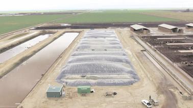 Robert Vander Eyk Dairy - Tulare County, CA