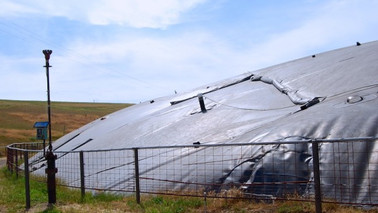 Giacomini Dairy Digester Replacement Engine - Point Reyes, CA