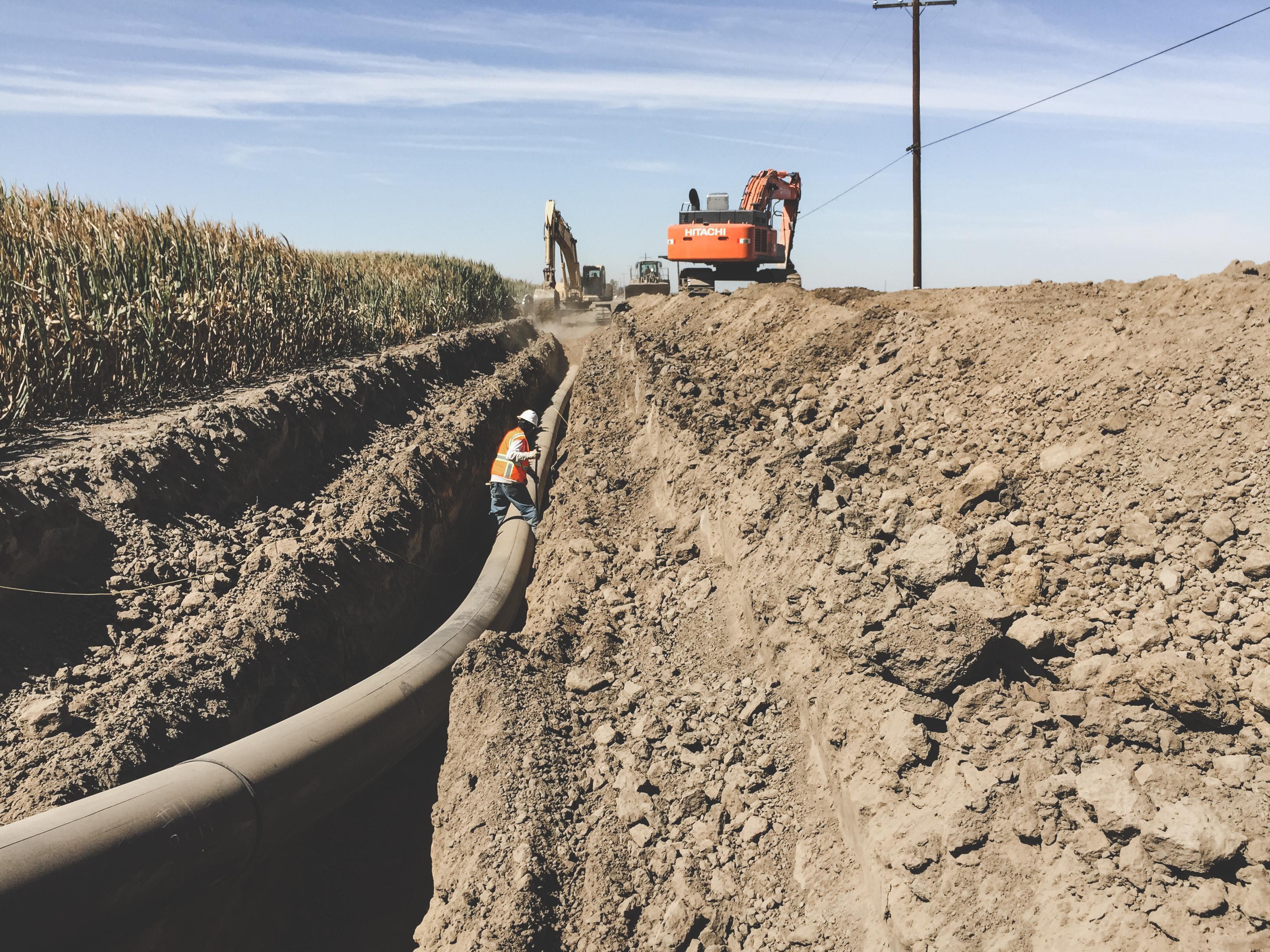 Biogas Pipeline