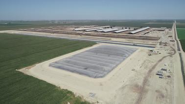Vander Poel Dairy - Pixley, CA