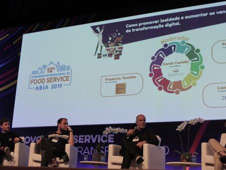 12º Congresso Internacional de Food Service: Uber Eats, Styme e Zigo