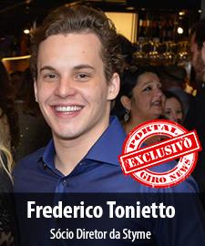 Entrevista Giro News: Frederico Tonietto, CEO da Styme, Promete o Fim da Fila em Restaurantes