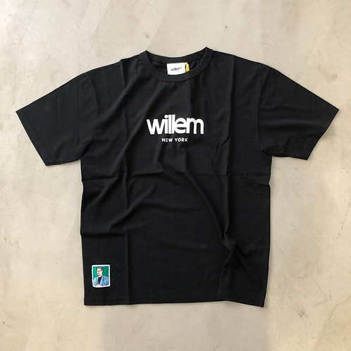Short Sleeve Tee - NY - Black