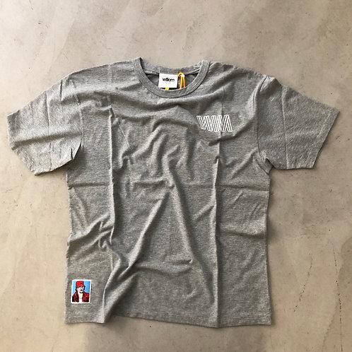 Short Sleeve Tee - How To - Grey