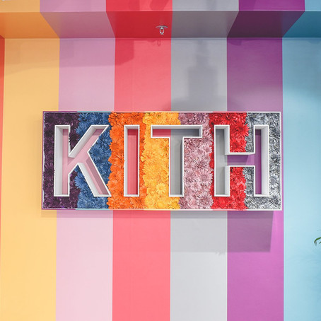 The craft of Storytelling through color - Ronnie Fieg & his Kith team
