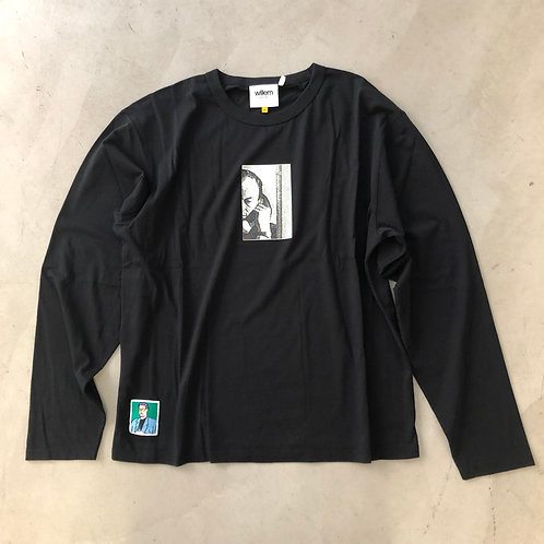 Long Sleeve Tee - O'Hara - Black