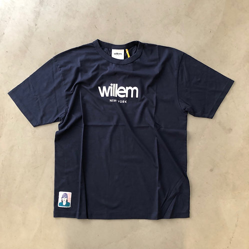 Short Sleeve Tee - NY - Navy
