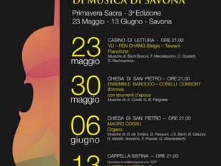 Piano Recital, Savona, Italy, 23/May/2015