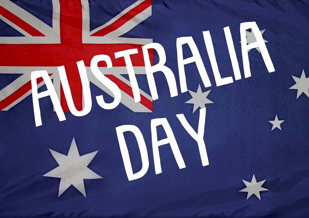 Australia Day - 26th of January