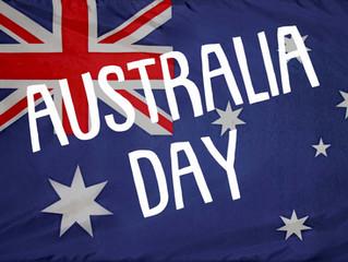 26 de Enero: ¡Happy Australia Day!