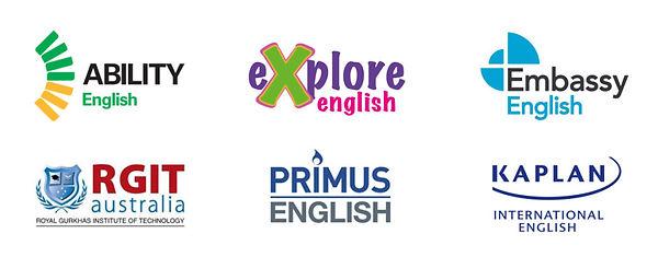 estudiar en melbourne, estudiar en australia, estudiar, abiliy, explore, embassy english, kaplan, rgit, primus