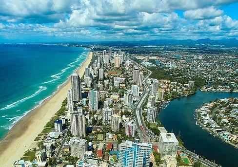 gold coast, australia, ciudades