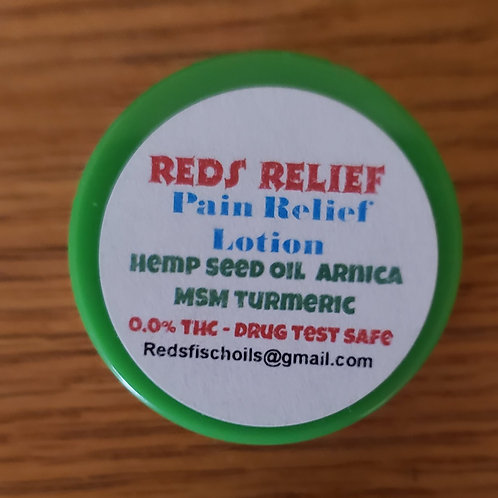 Reds Relief Warming Lotion